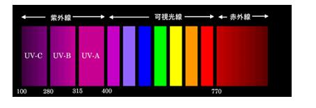 車の紫外線劣化