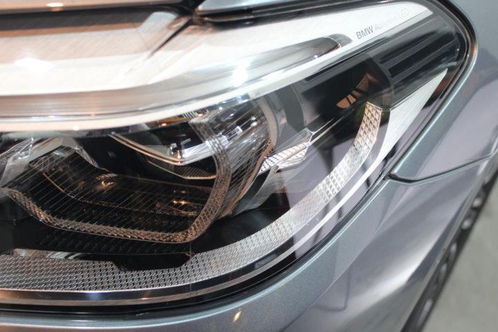 BMW5シリーズのヘッドライトプロテクション