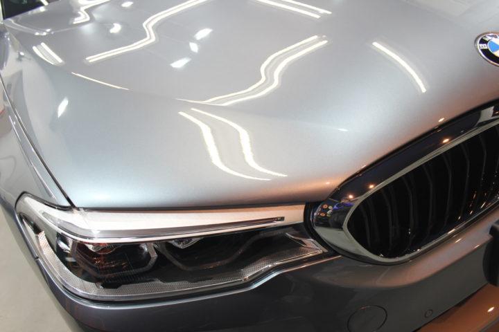 BMWの艶と光沢の向上
