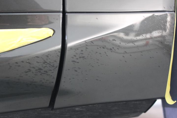 車のピッチ・タール汚れ