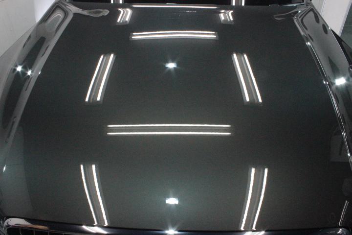 洗車で艶が出る
