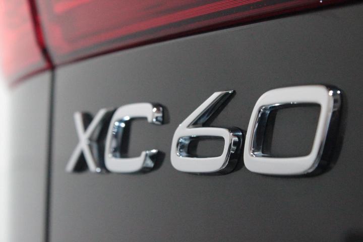 XC60のエンブレム